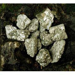 Pyritstufen mini/klein ?Chispa? (ca. 2-5 cm), 1 kg