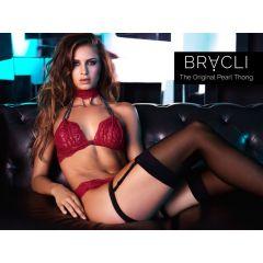 Bracli® Perlen-BH Triangel BH EBONY BEGOS