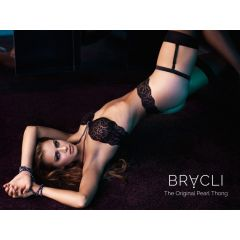 Bracli® Perlen-BH EBONY TOP