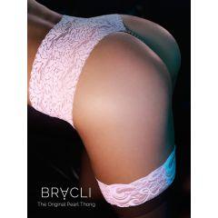 Bracli Perlenstring Panty HIPNOSIS PINK