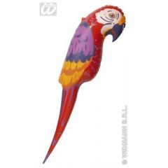 Papagei aufblasbar - ca. 110 cm