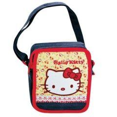 Tasche Hello Ketty - Tragetasche - Lizenzware - Kindergartentasche