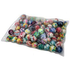 Flummi Dopsball - bunt sortiert -ca. 20 mm