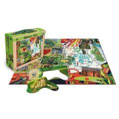 Puzzle - WWF Bodenpuzzle Madagaskar 48 Teile #29122