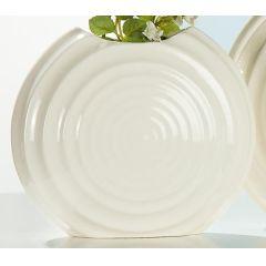 Moderne Vase Giro, rund 16 cm