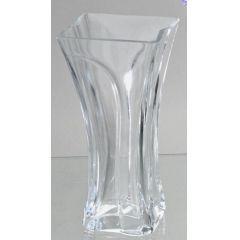 formano Vase Wave, aus Glas 20 cm hoch