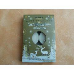 Duft-Teelichter Weihnachtsmärchen 6 Stück