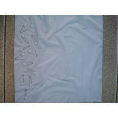 Scrapbookpapier Baby Sicherheitsnadeln 30,5x30,5 cm