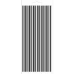 Sticker Streifen glatt