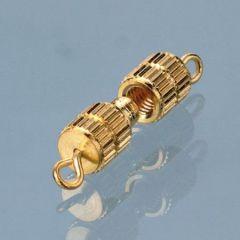 Schraubenschließe, zylindrisch, 10 mm