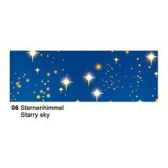Motiv Fotokarton  300g/m² Sternenhimmel