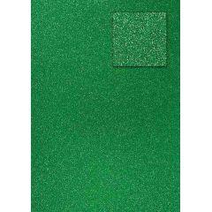 Glitterkarton,hellgrün