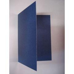 Karte / Kuvert B6 A4 A5 Din lang Farbe: dark blue   Serie: Jeans
