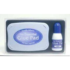 Stempelkissen glue pad & inker kit