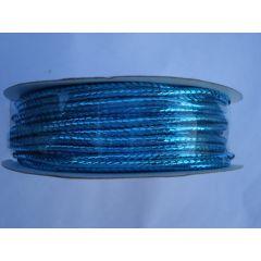 Kordel  2 mm hellblau