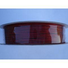 Kordel  1 mm rot
