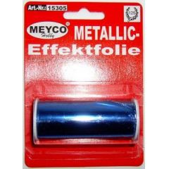 Metallic Effektfolie  - 200 x 6,4 cm