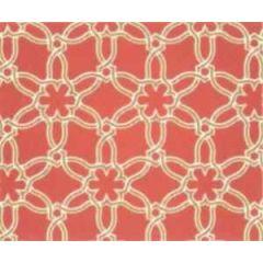 Transparentpapier Venezia115g/m²  rot/gold