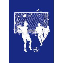 My style Schablone: Fußball  A4