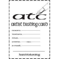 Pencil ATC Stempel
