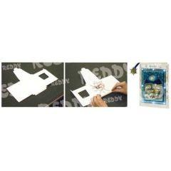 LED-Karten A6 mit Umschlag B6