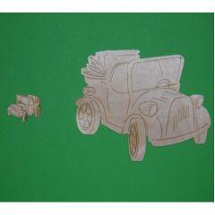 Holz Oldtimer 50mm - 200mm