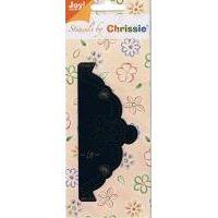 Chrissie Schablone 6001/1018 Schnuller