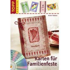 Karten für Familienfeste