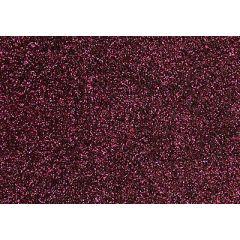 Glitter-Bügelfolie bordaux