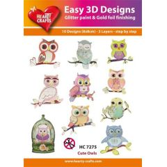 3D Easy Design, Eulen