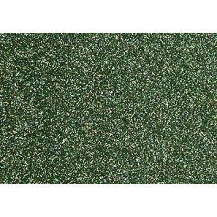 Glitter-Bügelfolie lindgrün