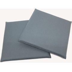Quadratische Sitzkissen aus Filz, Maße 37 x 37 cm in 44 verschiedenen Farben