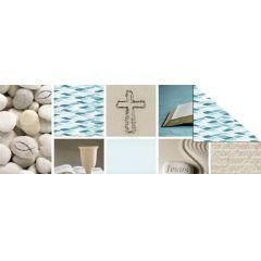 "Fotokarton ""Prayer"" 300g / m²  DIN A4 - 3 verschiedene Motive"