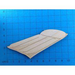 Luftmatratze 40 mm - 100mm