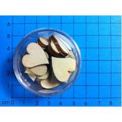 Herz 16 mm in Dose ca. 26 Stück