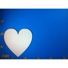 Herz symetrisch ab 16mm