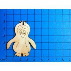 Schmuckteil Pinguinbaby 50 mm