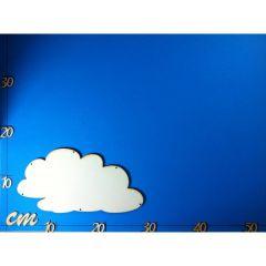 Türschild Wolke 24 cm
