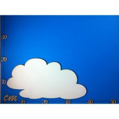 Türschild Wolke 35 cm