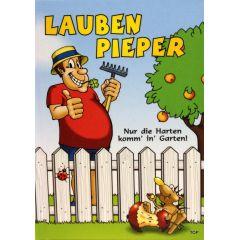Lauben Pieper Buch Kleingärtner Gartenspaß Buch Geschenk