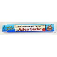 Zollstock Alter Sack Holz 2m color Club Alte Säcke Geschenkidee
