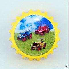 Kapselheber Traktoren Flaschenöffner Magnet Liebhaber Landwirt