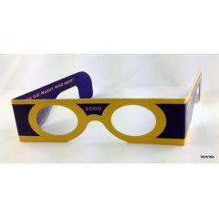 Partybrille Sunwatch Millennium Brille mit Multispektraleffekt