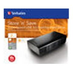 Verbatim STORE N SAVE 3.5IN 2TB