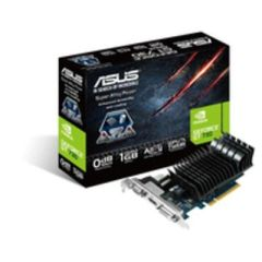 Grafikkarte ASUS 1GB GeForce GT 730, VGA, DVI, HDMI PCI-E