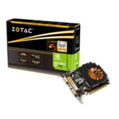 Grafikkarte ZOTAC 2GB GeForce GT 730, 2x DVI, Micro HDMI PCI-E