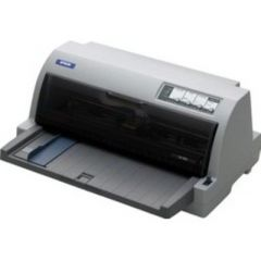 Epson Nadeldrucker / LQ-690 / 106 Zeichen/Zeile / 128 kB / 12 Monate Carry in