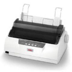 Oki Nadeldrucker ML 1190 / 333 Zeichen/sec / 24 Nadeln / 1+4 Durchschläge / USB / 64KB / A4