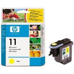 Tinte HP Nr. 11 C4813A Druckkopf gelb