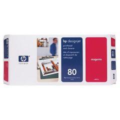 HP No80 Printhead+cleaner/magenta DJ1xxx